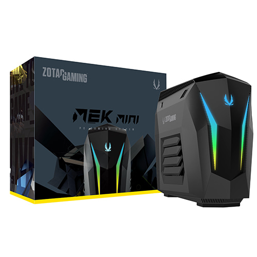 ZOTAC GAMING MEK MINI RGB RTX 2060 SUPER (M2 240GB + 1TB)